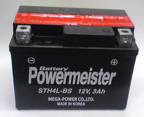MEGA POWER STH4L-BS