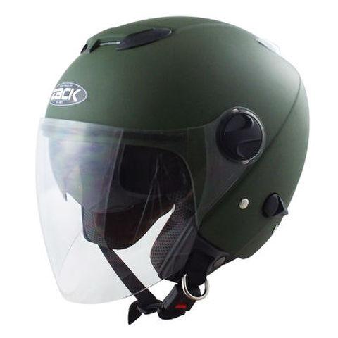 TNK  ZJ-3 ヘルメット H.MAD KHAKI
