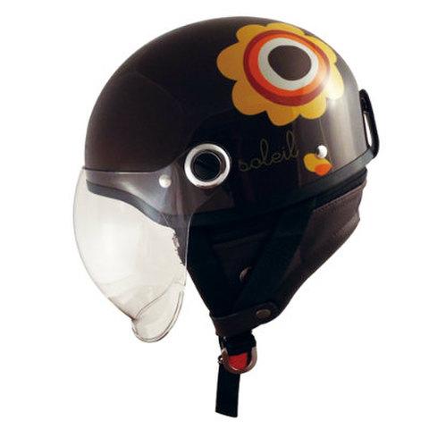 TNK SQ-33 ヘルメット サンブラウン  LADYS FREE(57-58cm未満)