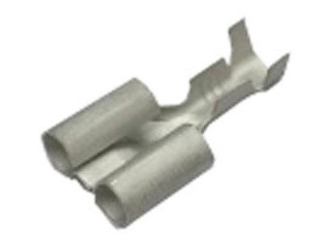 NTB G06-10 ダブルギボシ端子 メス φ3.96mm