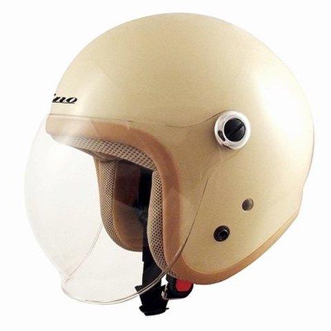 TNK GS-6 ヘルメット P.IVORY  LADY'S FREE(57-58cm未満)