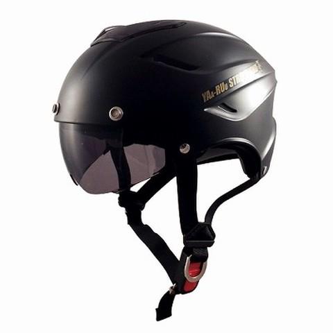 TNK STR W ヘルメット H.MAD BLACK   FREE(58-59cm)