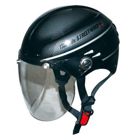 TNK STR-Z JT ヘルメット BKカーボン
