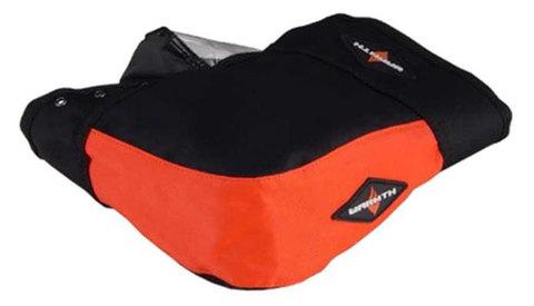 リード工業 KS-209C ハンドルカバー ブラック/オレンジ