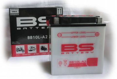 BSバッテリー BB10L-A2