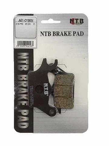 NTB A61-019KN ブレーキパッド