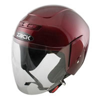 TNK ZR-10 ジェットヘル マルーン フリーサイズ