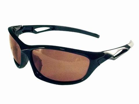 TNK SA-D2 SABERサングラス  ブラック/ブラウン偏光