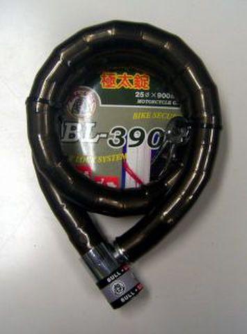 BL-390Jロック 25X900 BKクリアPVC