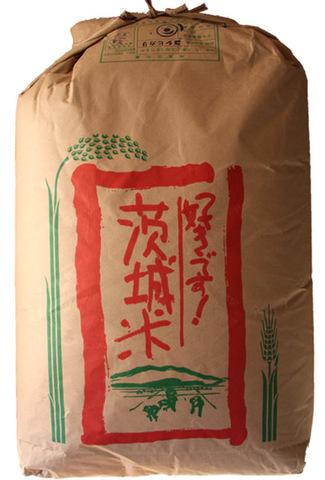 30年産常陸太田産こしひかり玄米 30kg入 生産者:鈴木栄さん