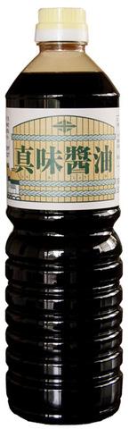 ヨネビシ醤油 真味醤油1L