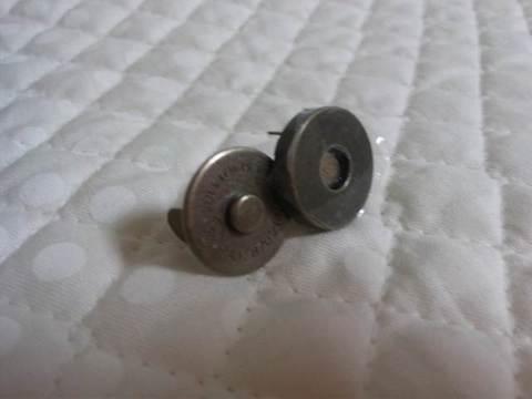 マグネットボタン14mm