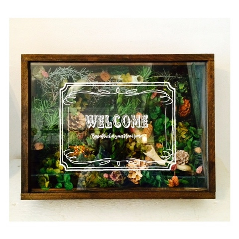 WELCOME Lamp BOARD