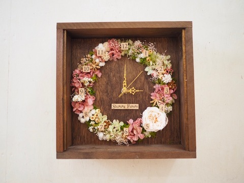 Flower clock 1-1