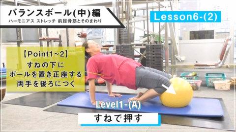 永田一彦の誠(せい)ハーモニアス・ストレッチング~筋肉の気づき【前脛骨筋とそのまわり編】