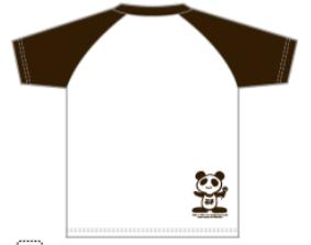 ラグランTシャツ(Lサイズ)