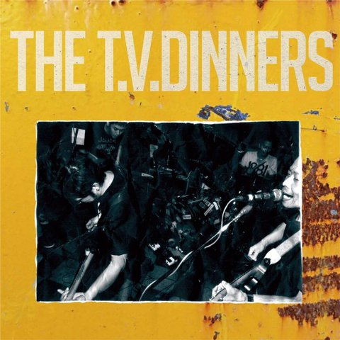THE T.V. DINNERS / 8songs