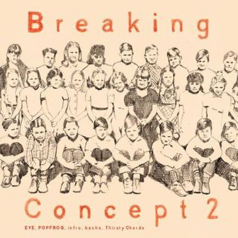 BREAKING CONCEPT VOL.2 / 5WAY SPLIT