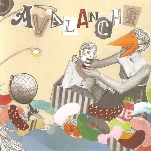 "ALLie / 1st ALBUM ""AVALANCHE"""