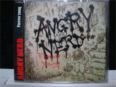 ANGRY NERD:Forever young 1st ALBUM