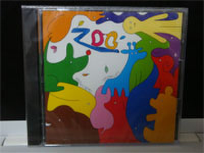 ANGRY NERD/TRUNKLIFT split CD「ZOO」