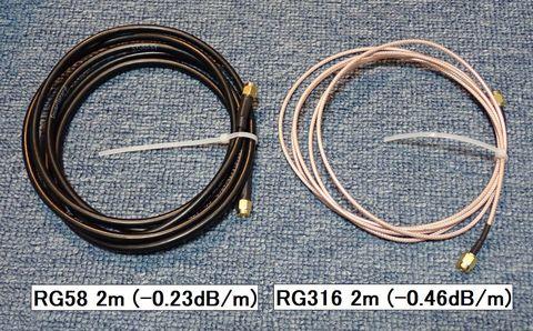 給電ケーブル 2m