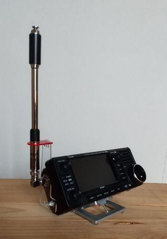 IC-705/RH-770専用アンテナベース