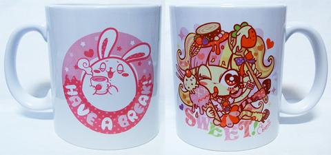 マグカップ☆SWEET GIRL