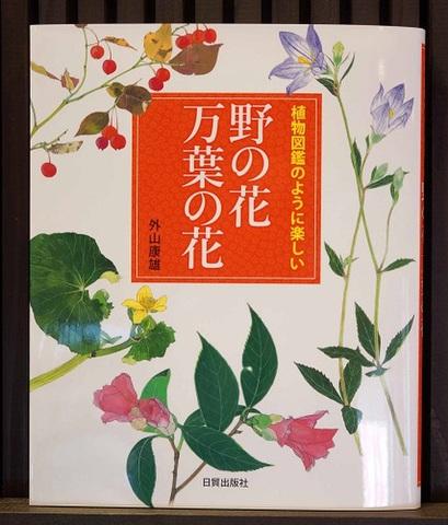 画集「野の花 万葉の花」