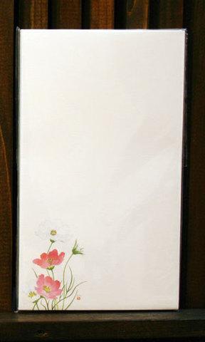 便箋用封筒「秋桜」
