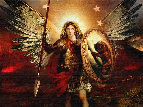至高の金運を授ける大天使の羽