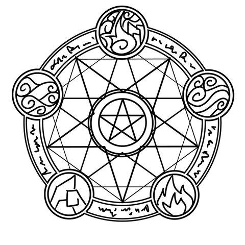 穢れを祓う光の石ダイナミクス