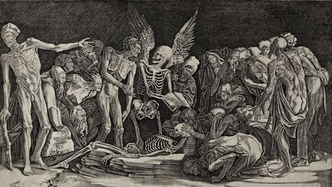死の石ノルダリフィリダ