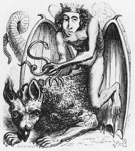 悪魔の石ノルダリフィリダ