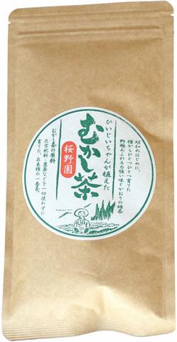 むかし茶80g