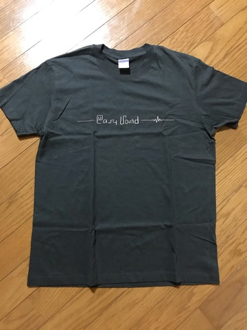 easy sound t-shirt