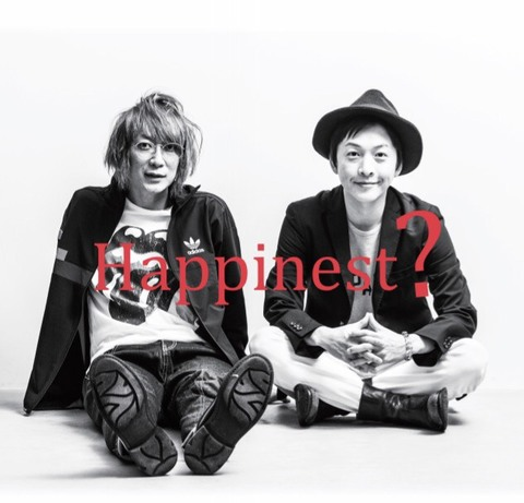 8th Album 『Happinest?』