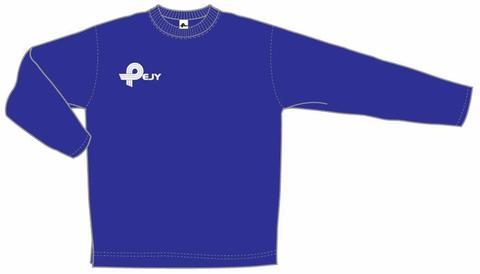 しんなしS.C アンダーシャツ(紺)長袖タイプ