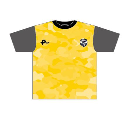 鶴見市場F.C プラクティスシャツ