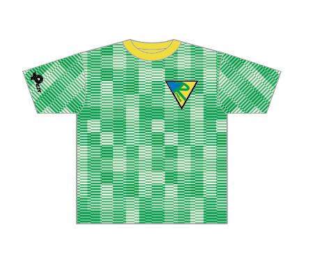 緑園G.P.K プラクティスシャツ