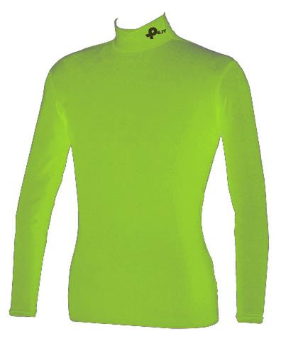 緑園G.P.K アンダーシャツ(緑)フィットタイプ