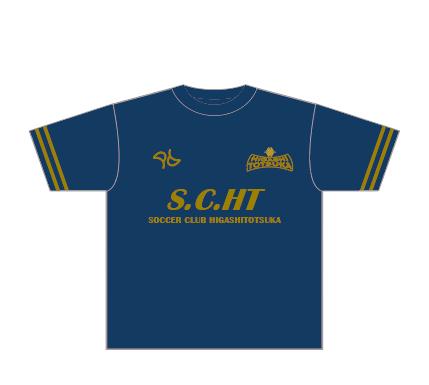 S.C東戸塚 プラクティスシャツ