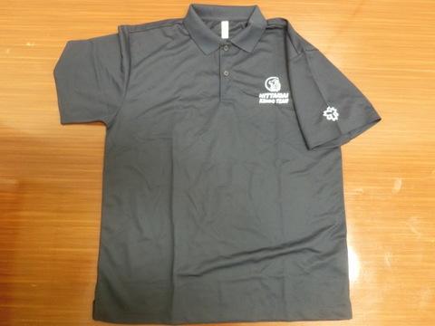 部活動ポロシャツ・紺(受注生産)