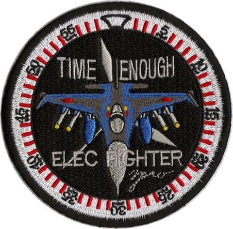 築城基地 第6飛行隊、F-2 ELEC-FIGHTER パッチ