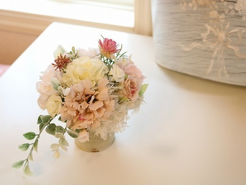 フレンチシャビーなお花たち