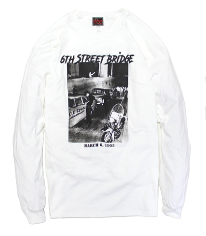 6th Street Bridge L/S TEE
