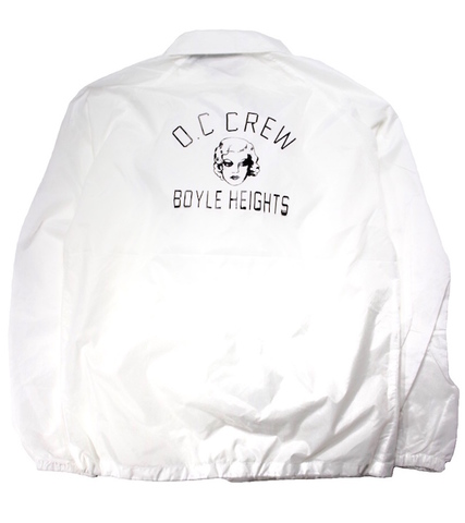 BOYLE HEIGHTS COACH JACKET