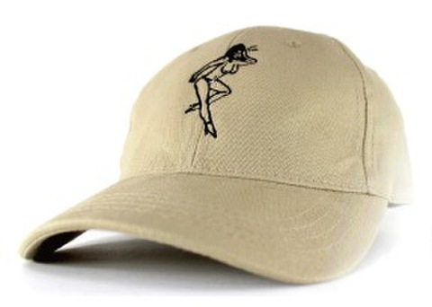 NAKED GIRL BB CAP