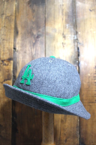 TYPE50's 6PANNEL WOOL HAT