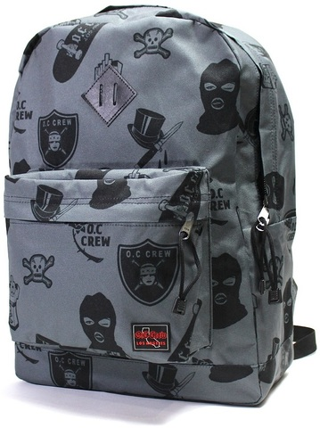 O.C CREW FLASH BACK PACK